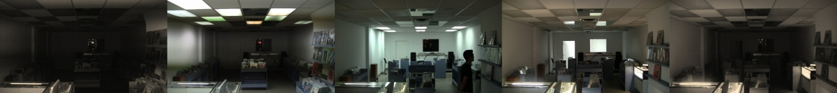 june records web screenshots