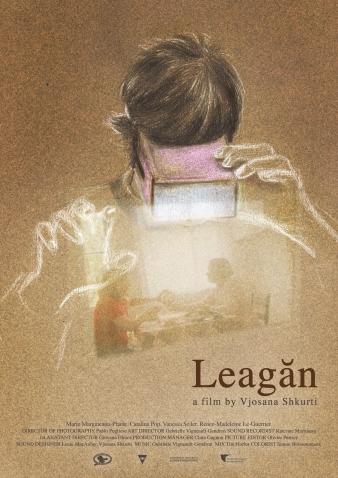 Leagan poster A4
